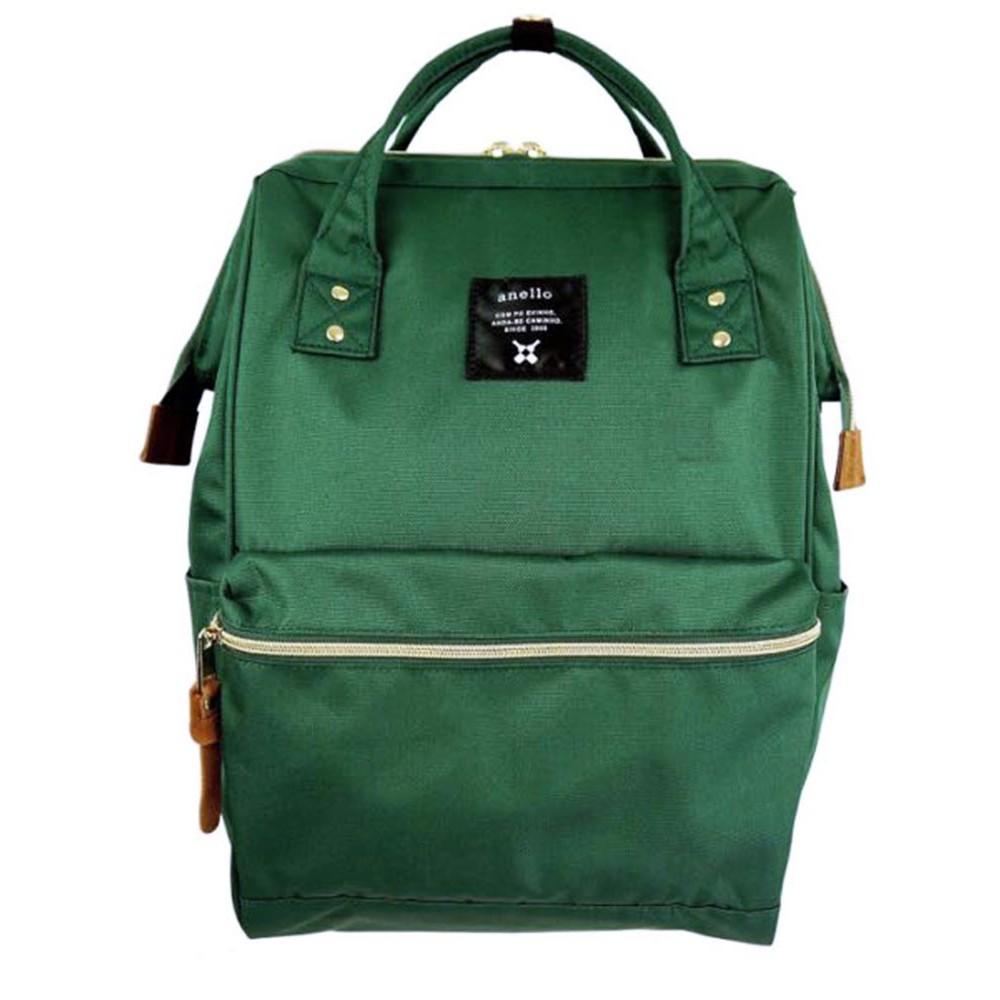 Японский рюкзак-сумка Anello universal темно-зеленый (dark green) AT-B0193A-U DG