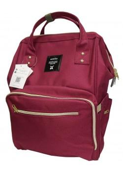 Японский рюкзак-сумка Anello universal винно-красный (wine) AT-B0193A-U W