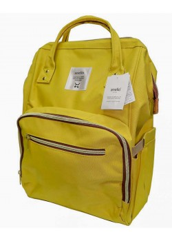 Японский рюкзак-сумка Anello universal желтый (yellow) AT-B0193A-U Y