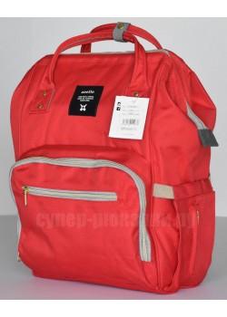 Японский рюкзак-сумка Anello universal красный (red) AT-B0193A -U RE