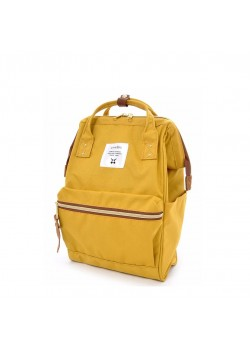 Японский рюкзак-сумка Anello Big желтый (yellow)