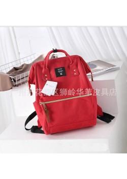 Японский рюкзак-сумка Anello city красный (red) AT-B0193A RE