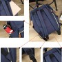 Японский рюкзак-сумка Anello Big винно-красный (wine).