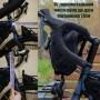 Сумка на руль велосипеда SUPER RUKZAKI V4, medium (5,8л)