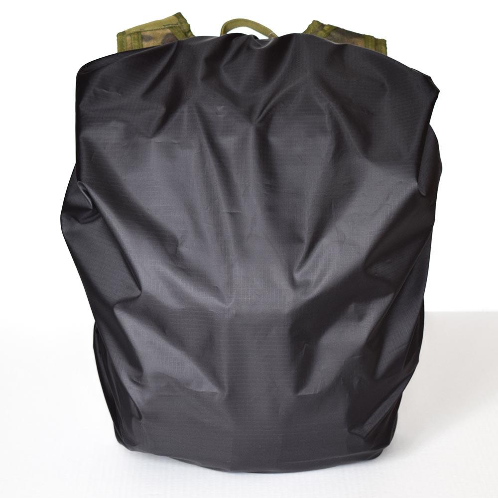 """Чехол на рюкзак от дождя """"Циклон 25"""" 20-30л черный"""