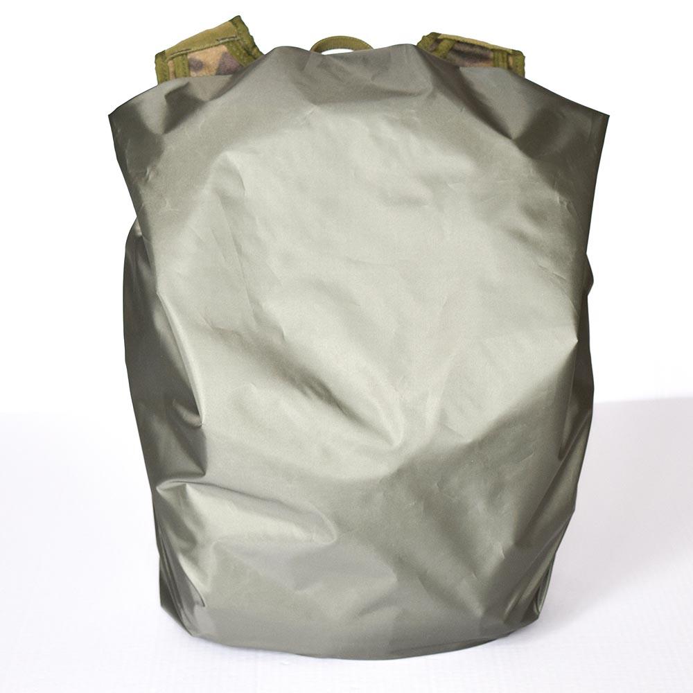 """Чехол на рюкзак от дождя """"Циклон 25"""" 20-30л олива"""