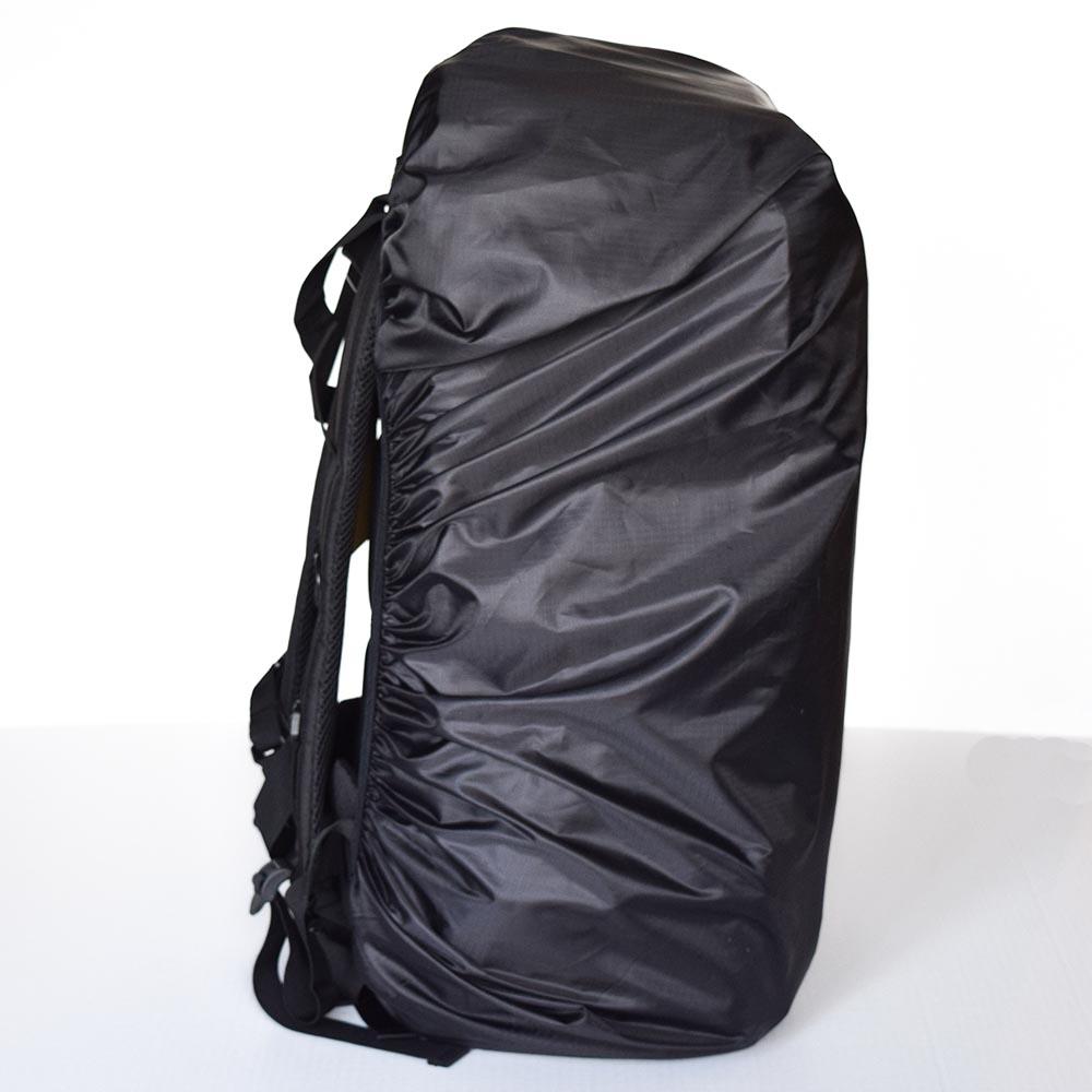"""Чехол на рюкзак от дождя """"Циклон 45"""" 40-50л черный"""