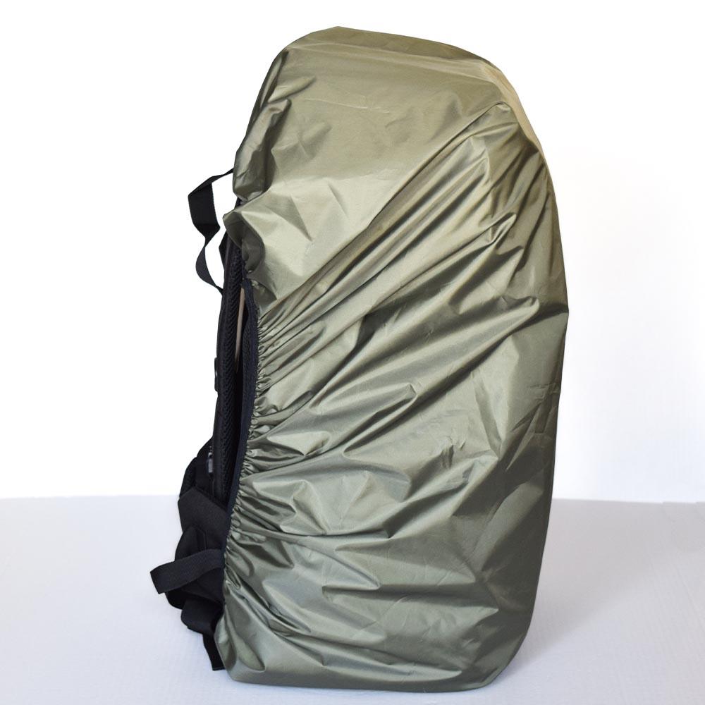 """Чехол на рюкзак от дождя """"Циклон 45"""" 40-50л олива"""