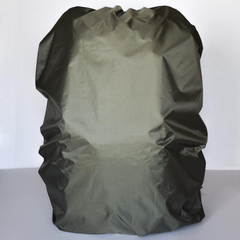 """Чехол на рюкзак от дождя """"Циклон 80"""" 70-90л олива"""