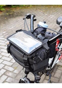 Модуль для телефона 22*13см SUPER RUKZAKI для сумки на руль