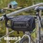 Сумка на руль велосипеда SUPER RUKZAKI V2  (5л.)
