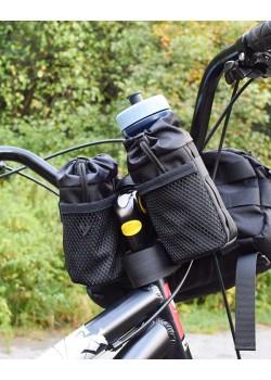Сумка на руль велосипеда (фидбэг, кормушка) SUPER RUKZAKI 1,0л.