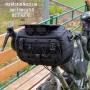 Сумка на руль велосипеда SUPER RUKZAKI V4.1-V4.2 (4.5л.-5,5л-7л.)