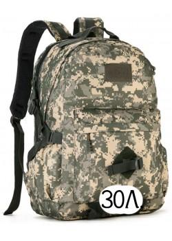 Тактический рюкзак Mr. Martin 5004 серый пиксель (ACU)