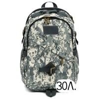 Тактический рюкзак Mr. Martin 5005 АКУПАТ (серый пиксель)