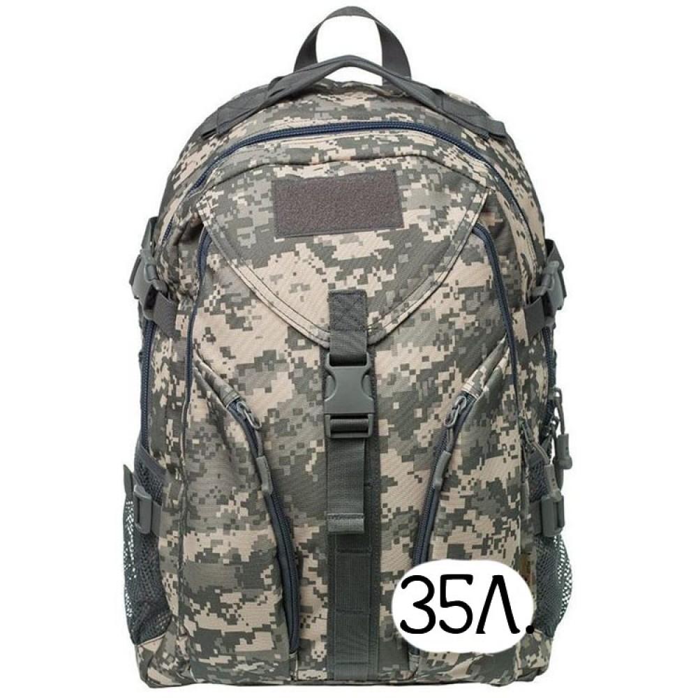 Тактический рюкзак Mr. Martin 5016 АКУПАТ (серый пиксель)
