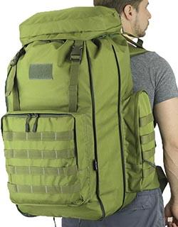 Тактические рюкзаки на 70-80-90 литров (рейдовые)