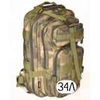 Тактический рюкзак Mr. Martin 5025 A-TACS FG (мох)