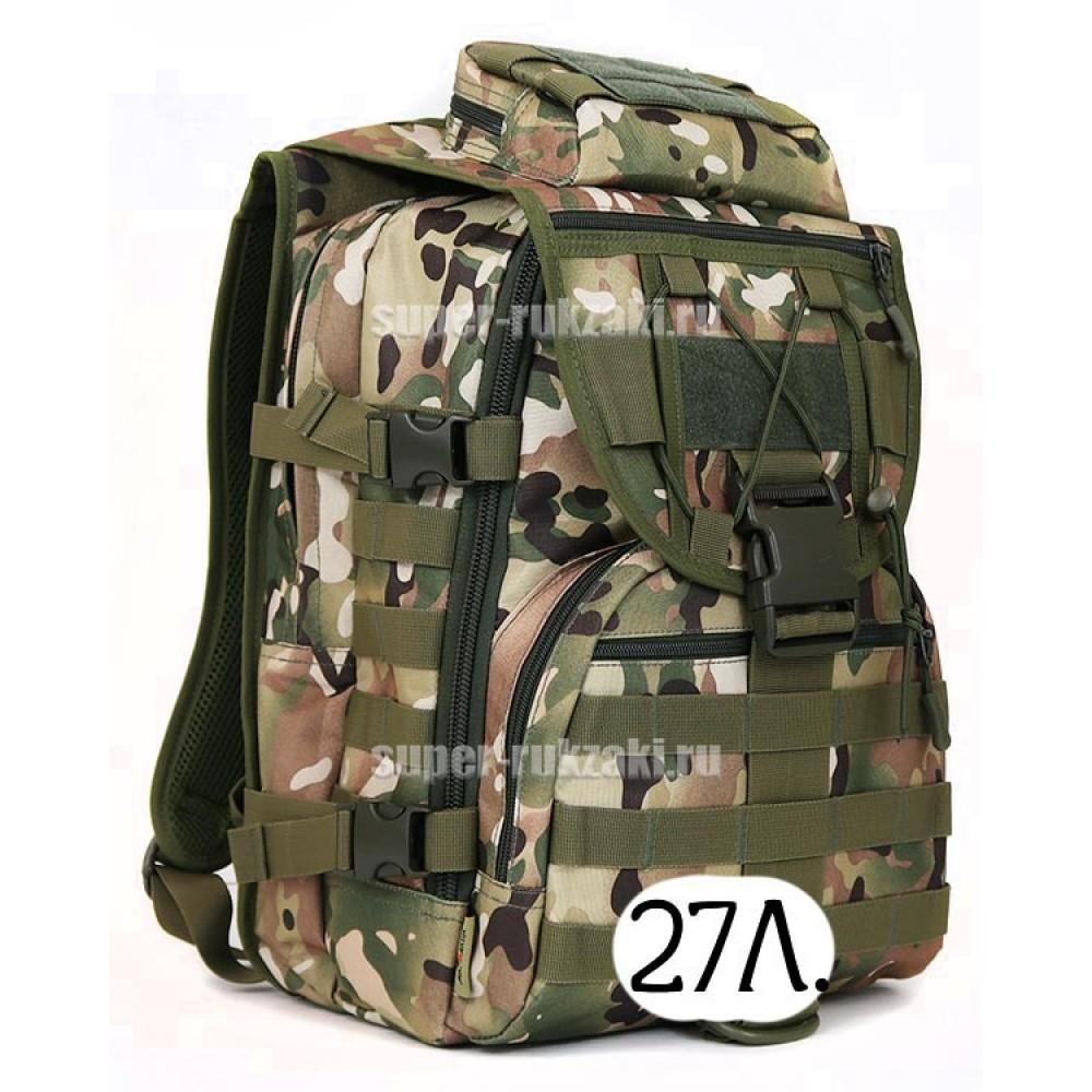тактический рюкзак Mr. Martin 5035 МультиКам (камуфляж)