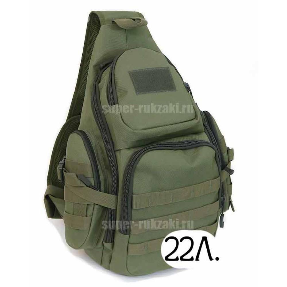 тактический рюкзак Mr. Martin 5053 хаки (олива)