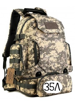 Тактический рюкзак Mr. Martin 5054 АКУПАТ (серый пиксель)