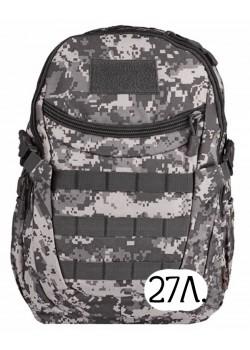 Тактический рюкзак Mr. Martin 5066 серый пиксель (ACU)