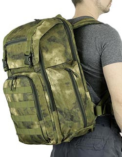 Тактические рюкзаки на 40-45-49 литров (средние)