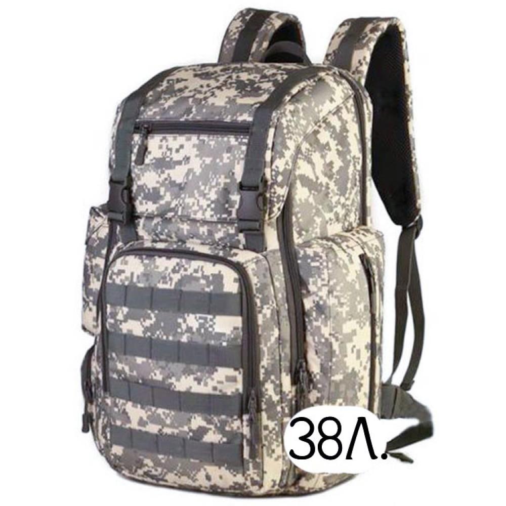 тактический рюкзак Mr. Martin 71 АКУПАТ (серый пиксель)
