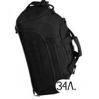 Тактический рюкзак-сумка Mr. Martin D-07 черный