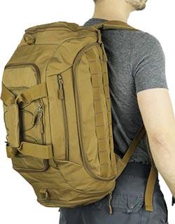 Рюкзаки-сумки (трансформеры)