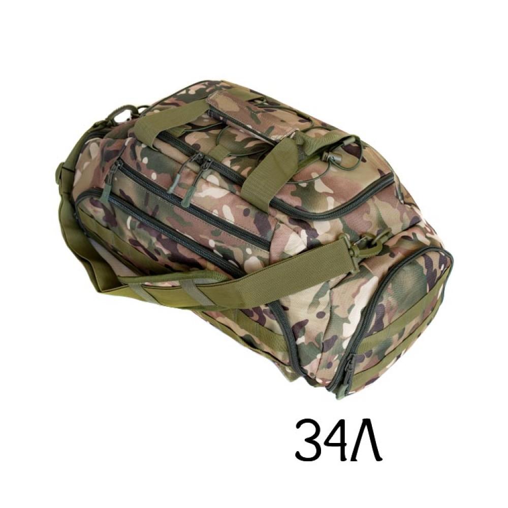 Тактический рюкзак-сумка Mr. Martin D-07 МультиКам (камуфляж)