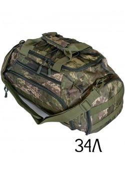 Тактический рюкзак-сумка Mr. Martin D-07 камуфляж тигр