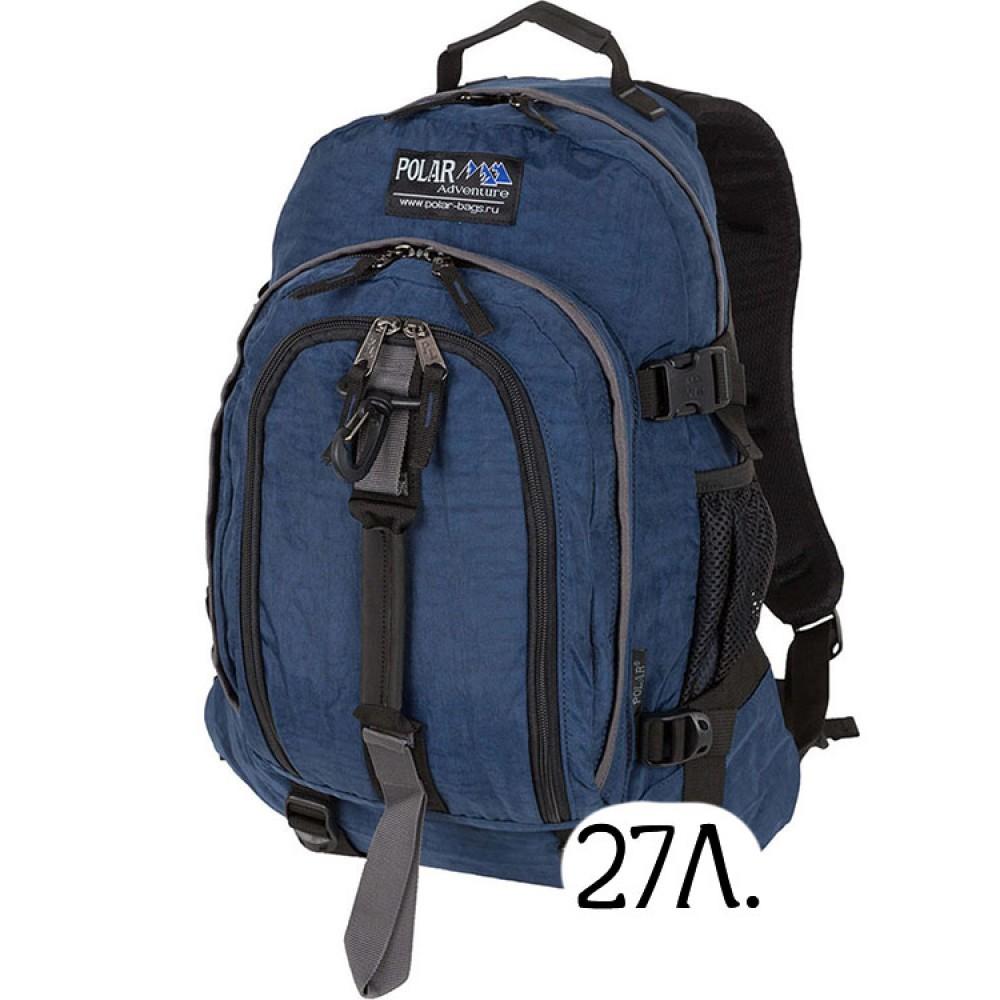 Городской рюкзак Polar П955 синий