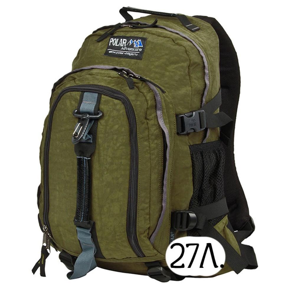 Городской рюкзак Polar П955 хаки