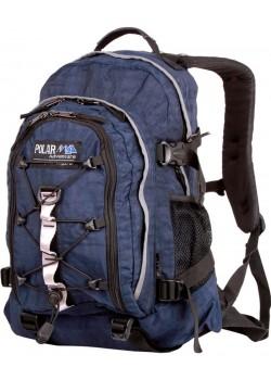 Городской рюкзак POLAR П1956 синий