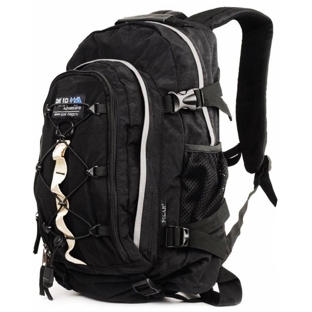 Городской рюкзак Polar П1956 черный