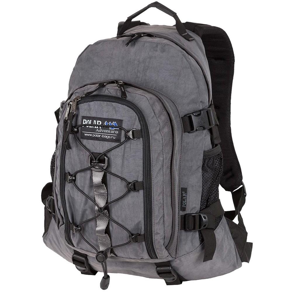 Городской рюкзак Polar П1956 серый