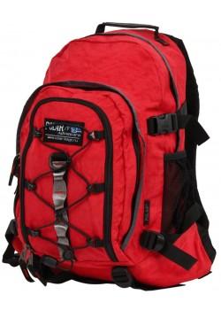 Городской рюкзак POLAR П1956 красный