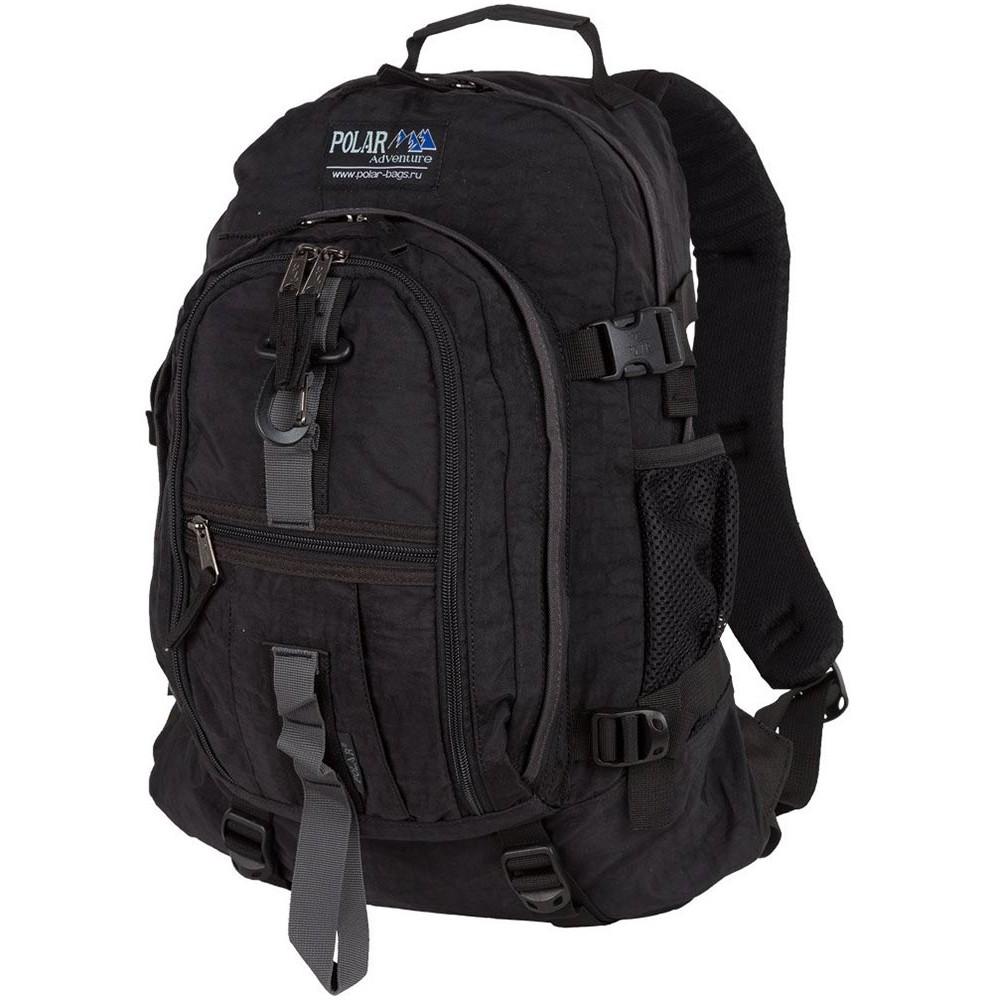 Городской рюкзак Polar П1955 черный