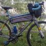 """Сумка под раму велосипеда SUPER RUKZAKI """"RAM1"""""""