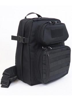 Правильный однолямочный тактический рюкзак SUPER RUKZAKI SR 1.3