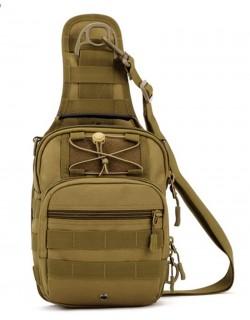 Тактические мини рюкзаки на 7-10-15-19 литров (EDC-рюкзаки)